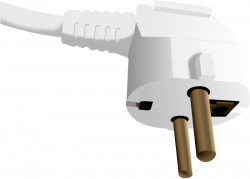 Plug clipart electrical installation