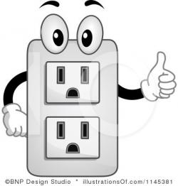 Plug clipart wall outlet