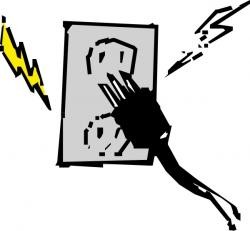 Plugged clipart outlet