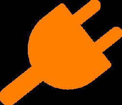 Plug clipart vector