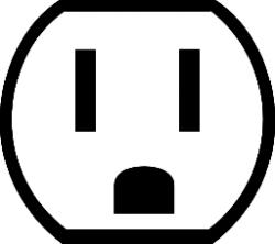 Plug clipart outlet