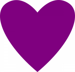 Plum clipart violet