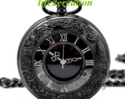 Pocket Watch clipart ornamental