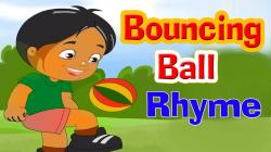 Poem clipart bounce ball