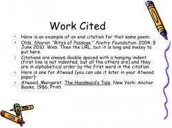Poem clipart citation