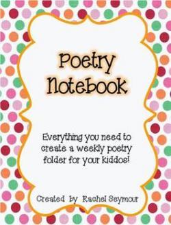 Poem clipart table contents