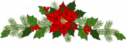 Holley clipart garland
