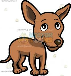 Pointed Ears clipart cute cartoon