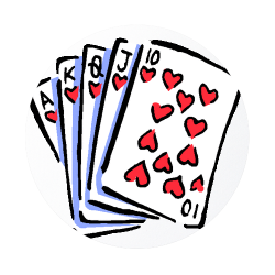 Joker clipart poker card chip