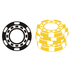 Poker clipart coin