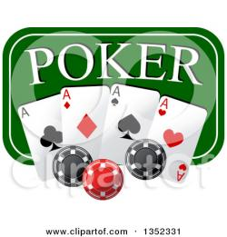 Poker clipart dice