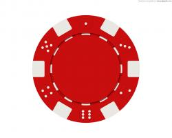 Chips clipart red casino