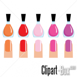 Poland clipart nail design