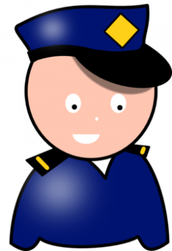 Police clipart authority