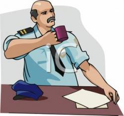 Police clipart chief