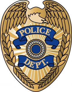 Police clipart crest