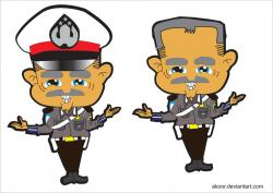 Police clipart indonesia