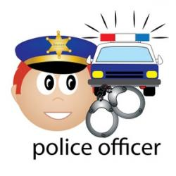 Police clipart occupation