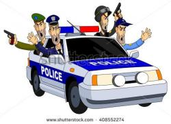 Chase clipart police chase