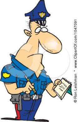 Police clipart police report