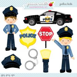 Products clipart policeman