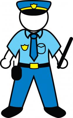 Uniform clipart police officer uniform