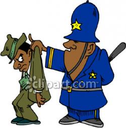 Police clipart robbery