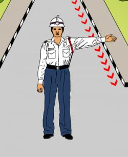 Obey clipart traffic policeman