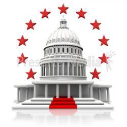 Politics clipart capital