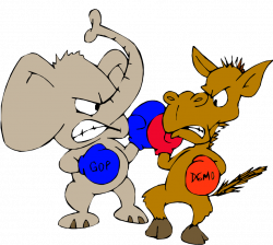 Political clipart political party