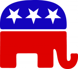 Political clipart republican elephant