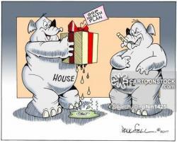 Politics clipart house representatives
