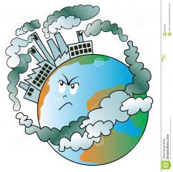Atmosphere clipart pollutant