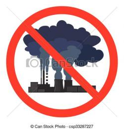 Smog clipart environmental pollution