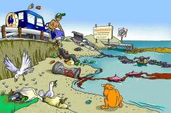 Pollution clipart bad environment
