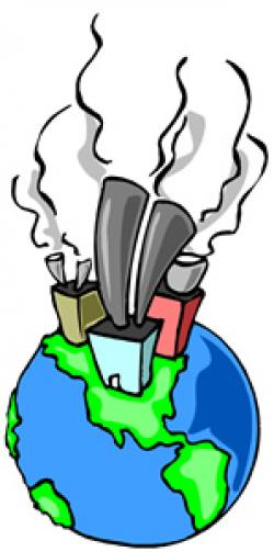 Atmosphere clipart fossil fuel