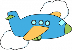 Pollution clipart plane