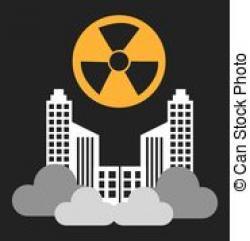Pollution clipart radioactive pollution