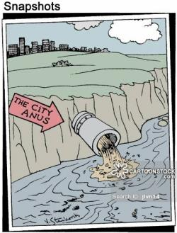 Pollution clipart sewage