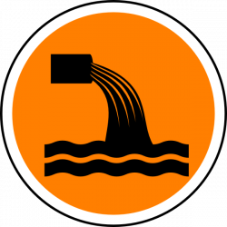 Pollution clipart sewage water