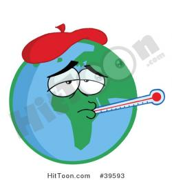 Pollution clipart sick