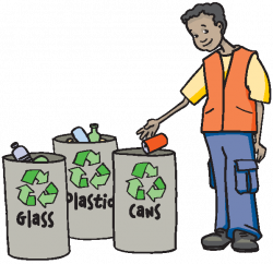 Trash clipart waste management