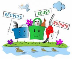 Pollution clipart waste segregation