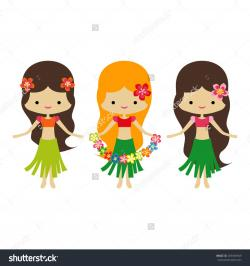 Dancer clipart hawaii