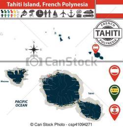 Polynesia clipart logo