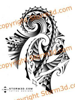 Polynesia clipart symbol meaning