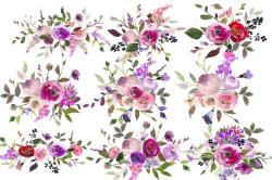 Lilac clipart pink