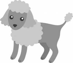Fluffy clipart fluffy dog