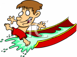 Rafting clipart water ride