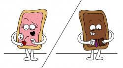 Pop Tart clipart cartoon